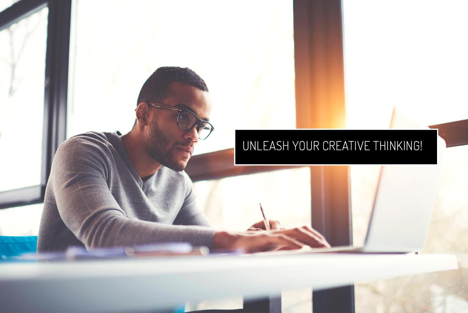 Unleash Your Creative Thinking